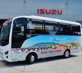 TURANCAR CZ podpoří demonstrativní jízdu autobusů v Praze