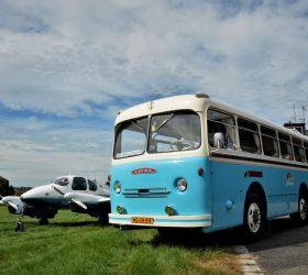 Autobusem Karosa / Tatra 500 HB – 138 na XIV. ročník Sodomkova Vysokého Mýta