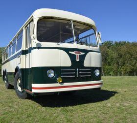 Na světě je další renovovaný horský autobus Karosa T 500 HB