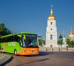 Přímá linka FlixBus, Plzeň – Kyjev