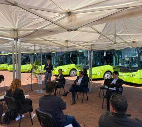 Autobusy ISUZU NovoCiti Life a Citibus budou jezdit na exotickém ostrově Réunion