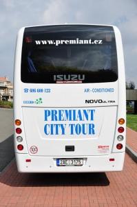 ISUZU NOVO -  PREMIANT