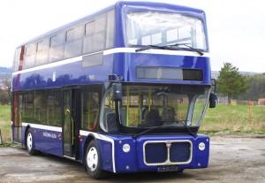 Troliga Bus - SIRIUS