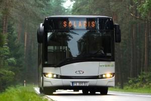 SOLARIS Urbino Hybrid 12 (City bus)