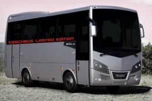 "Autobus ISUZU NOVO Ultra  5 EEV 2011 "" CZECHBUS EDITION"""