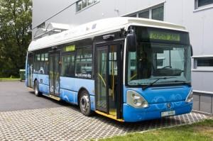 TriHyBus - Vodíkový autobus s palivovými články