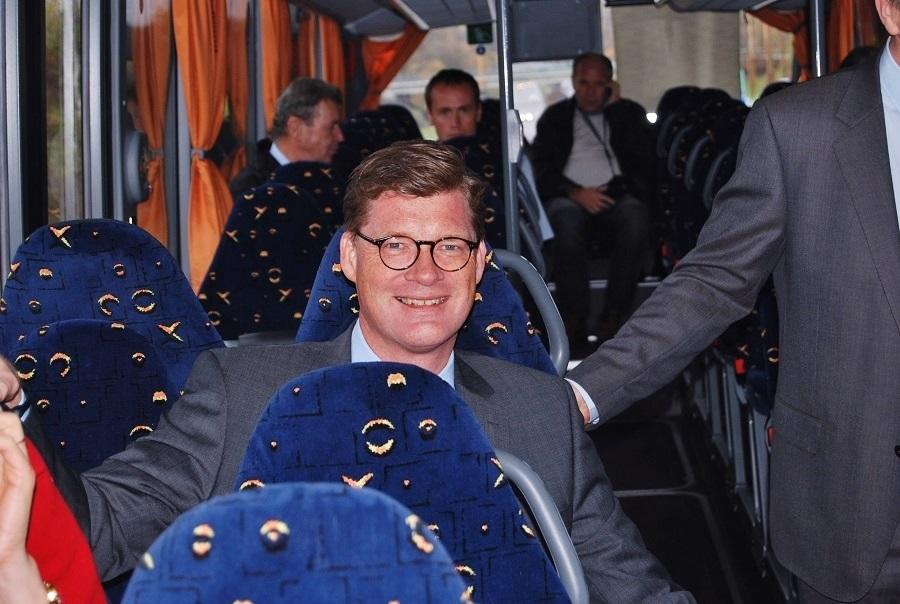 Daimler Buses - Till Oberwörder