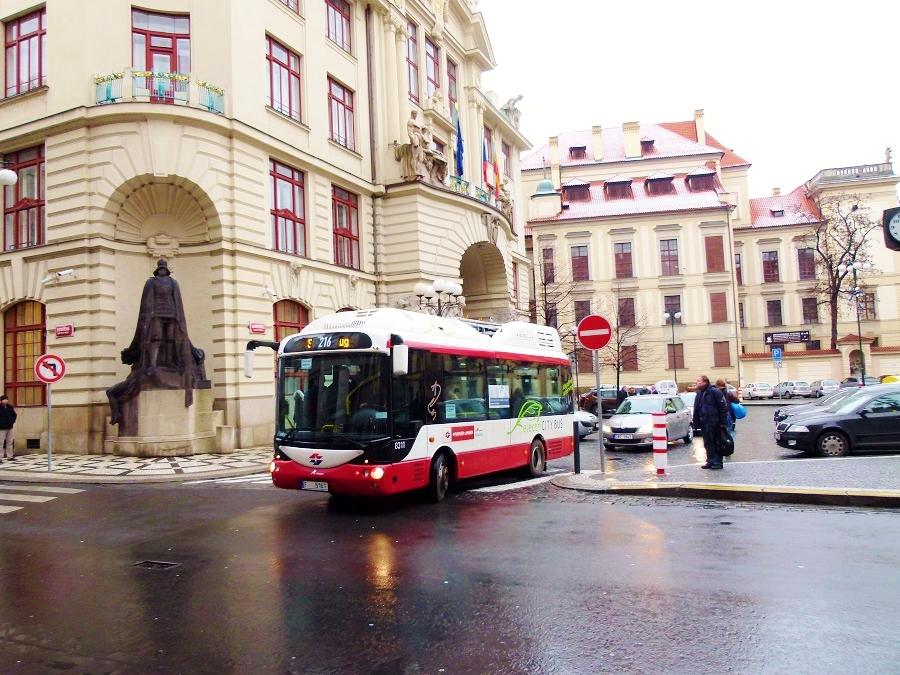 Elektrobus_02 v Praze