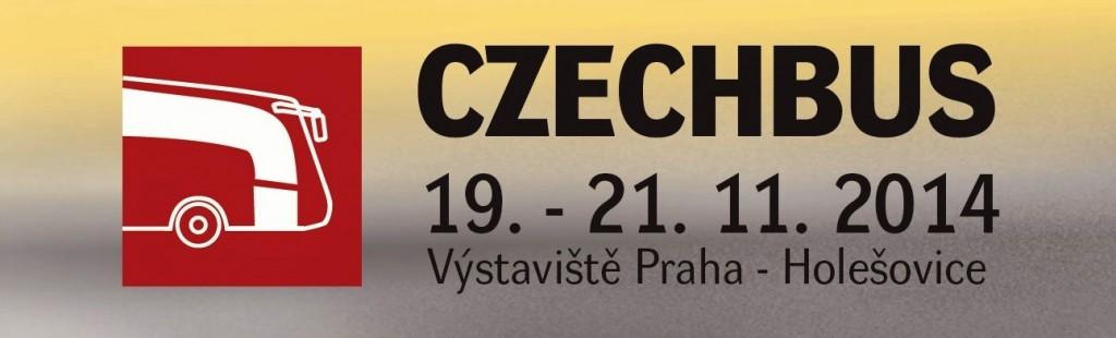 Logo Czechbus 2014