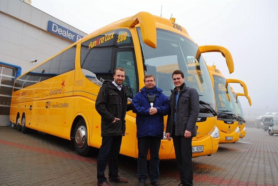 Scania IRIZAR PB _ Student _Agency 2