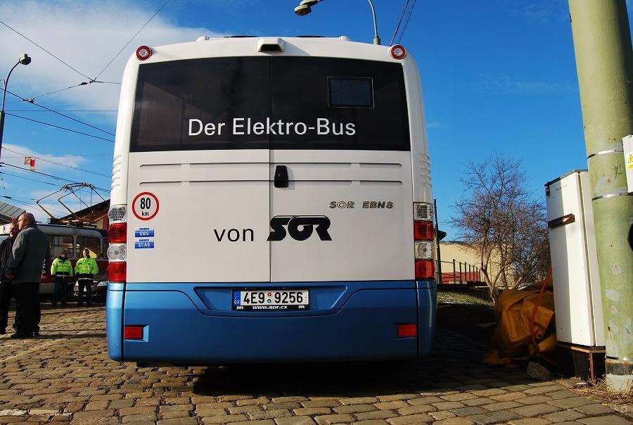 SOR 8 ENB v Praze 2014