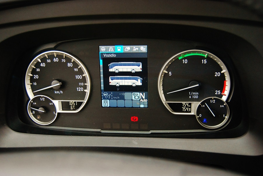 Setra 515 HD Comfort Class 1