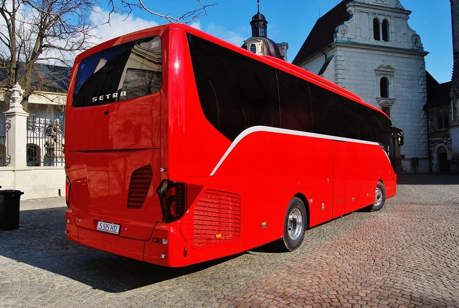 Setra 515 HD Comfort Class 13