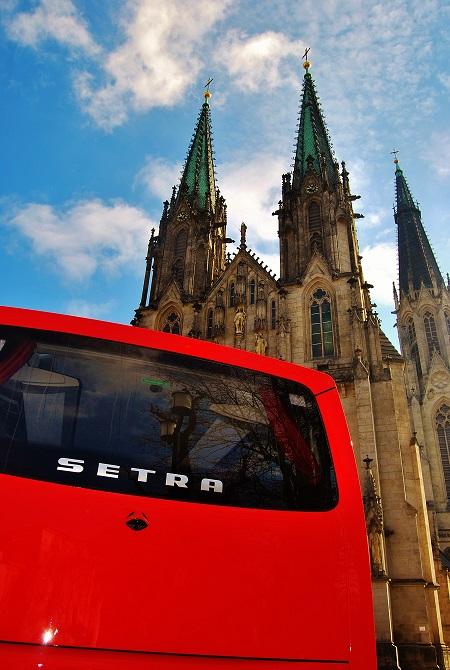 Setra 515 HD Comfort Class 14