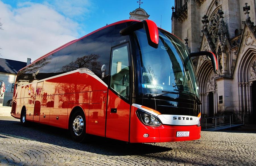 Setra 515 HD Comfort Class 9