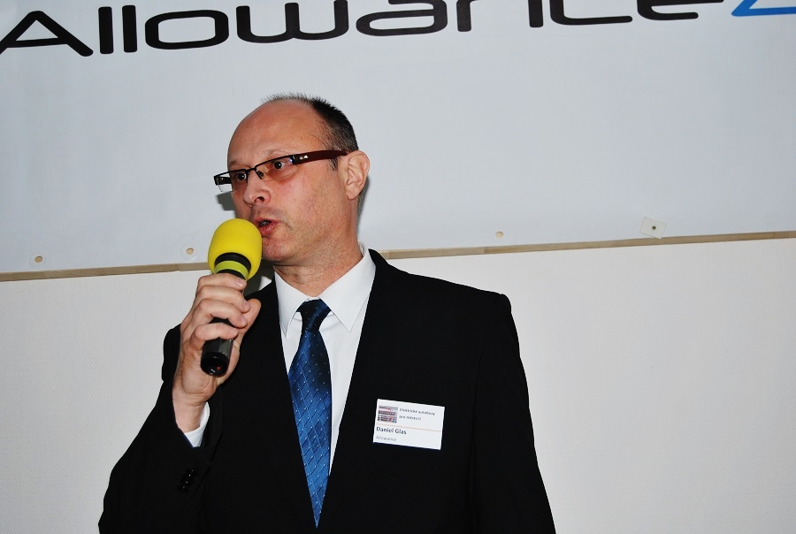 5 - Mgr. Daniel Glas