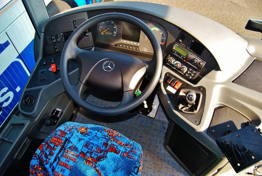 Mercedes INTURO Euro ICOM 4