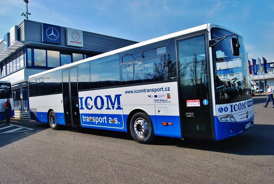 Mercedes INTURO Euro ICOM 7