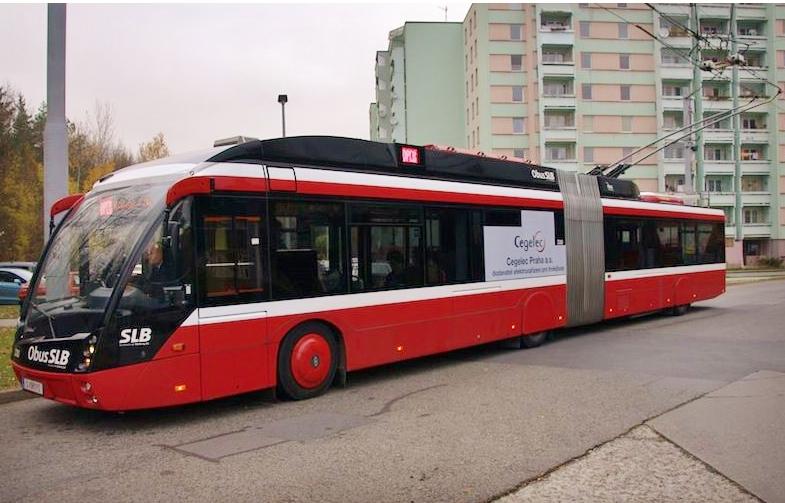 Solaris Trollino 18 AC MetroStyle 8