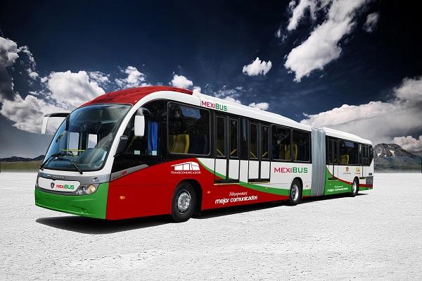 SCANIA BRT - MEXIKO