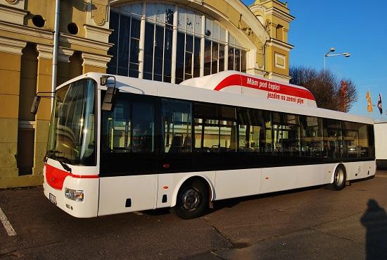 SOR - Czechbus 2013