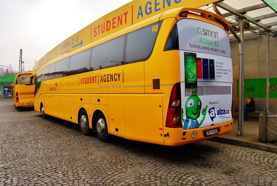 Student Agency 1