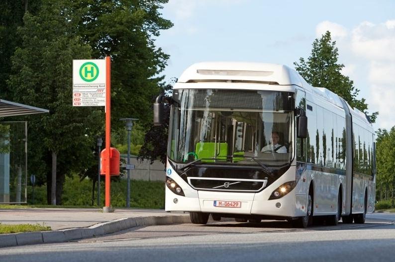 Volvo Buses Hybrid 3 OK