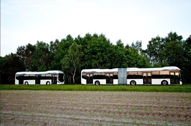 Volvo Buses Hybrid 4 OK