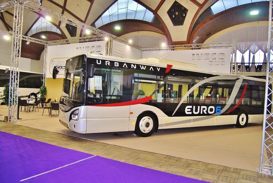 Czechbus IVECO BUS 1