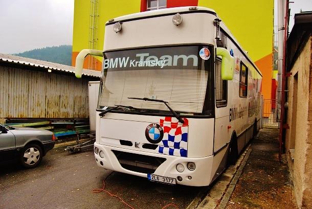 BMW team Krámský 1