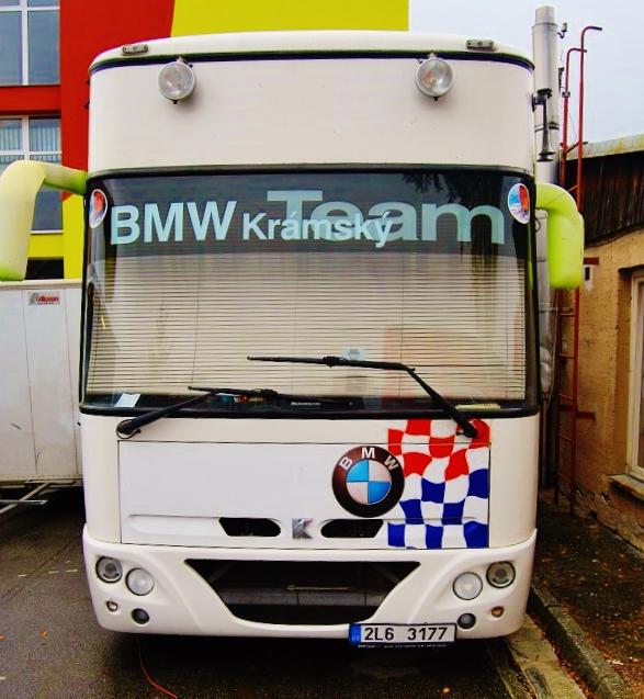 BMW team Krámský 3