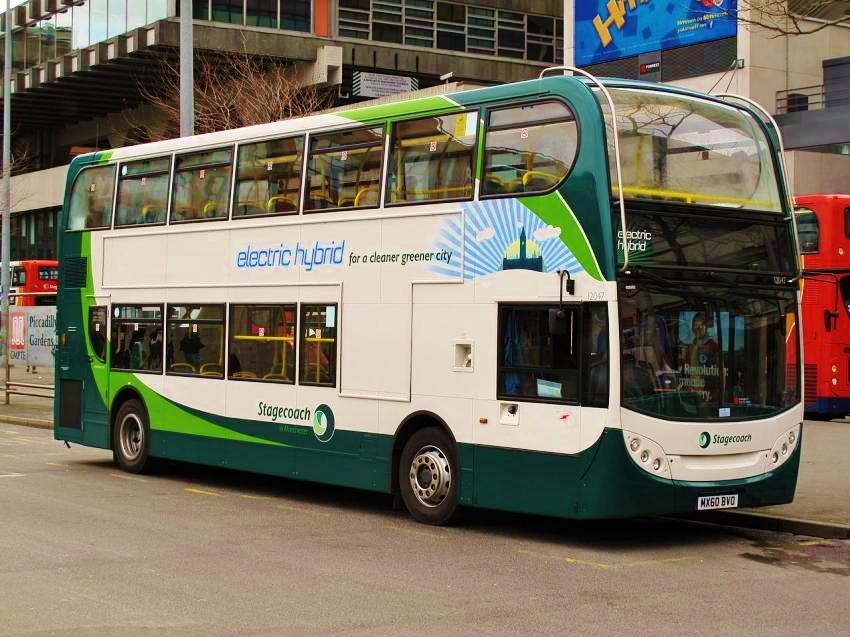 Hybrid London 1