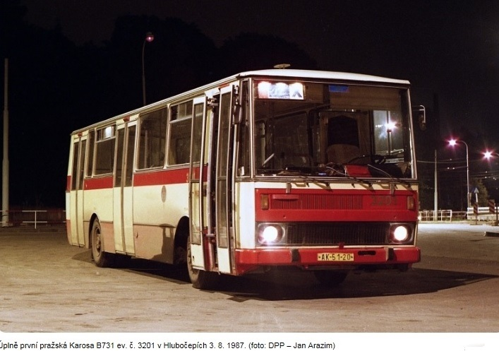 Karosa B 731 1