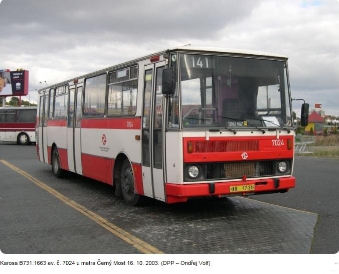 Karosa B 731 2