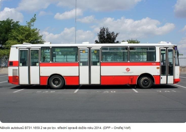 Karosa B 731 3
