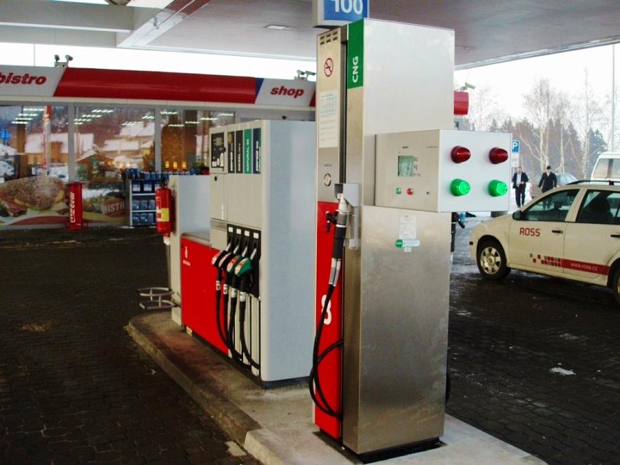 CNG Benzina Humpolec