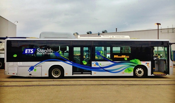 Ets Stealth bus BYD