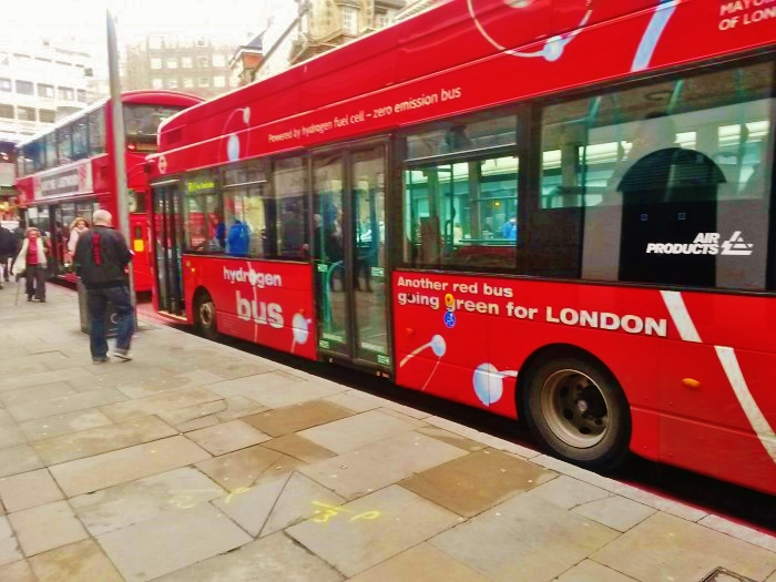 Hydrogen BUS London