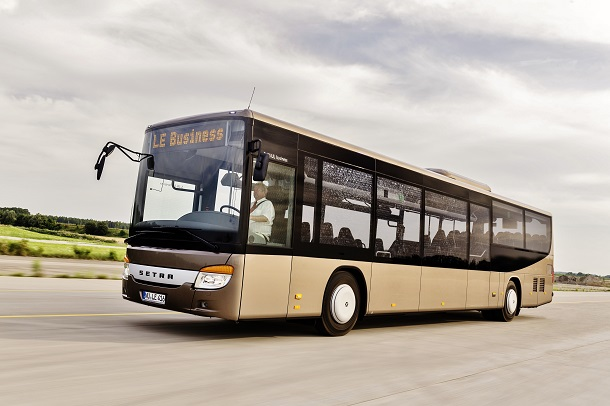 Setra MultiClass S416 LE business