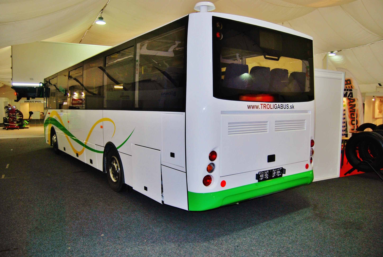 TROLIGA BUS 1