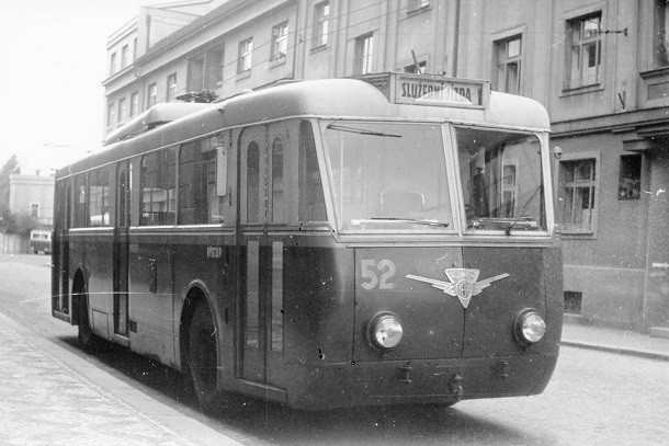 Trolejbusy HK 1