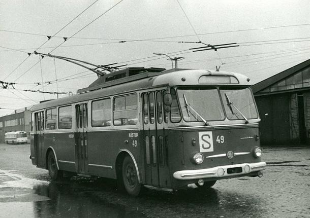 Trolejbusy HK 2