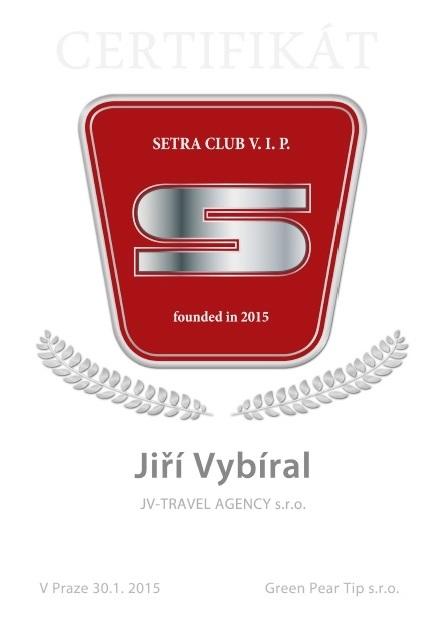 JV - TOUR SETRA CLUB
