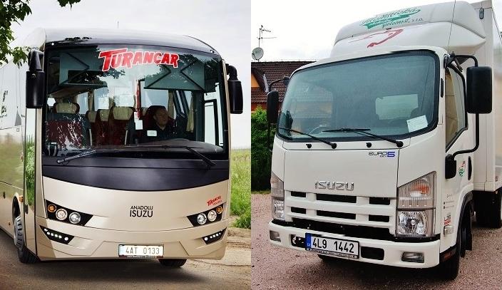 Bus - Trucks