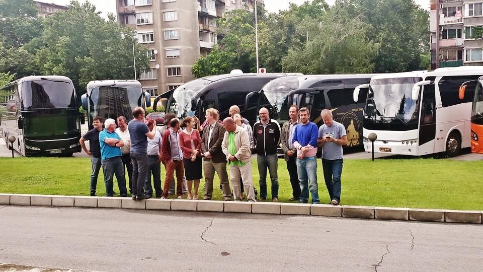 Porota Coach Euro Test 2015 Plovdiv
