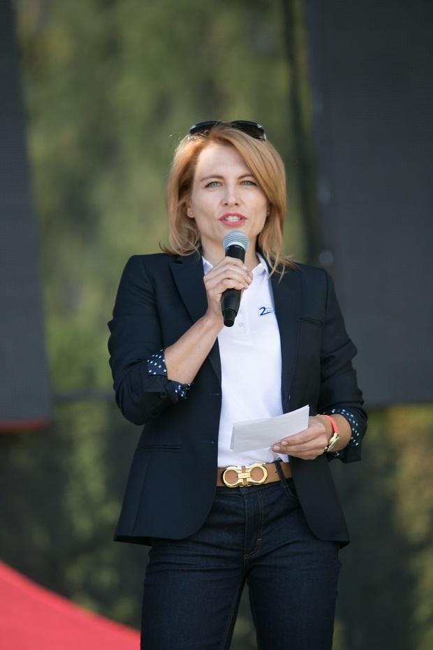 ICOM - 20 let - proslov Kateřiny Kratochvílové