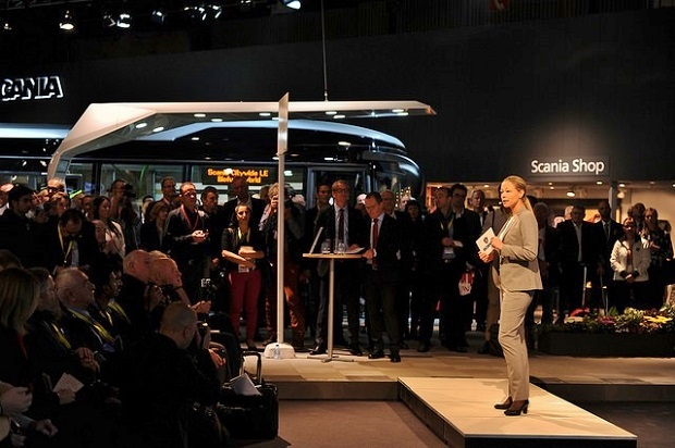 Scania Interlink 8