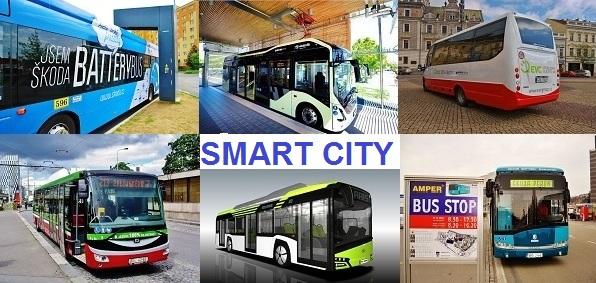 Smart city OK1
