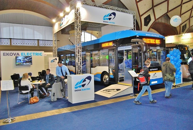 Elektrické autobusy - Czechbus 7