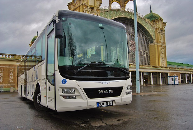 MAN Lion's Intercity - Czechbus 1